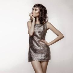Lookbook for Emily Payne (Project Runway S13 & Allstars season 13) Photo by: Attic Floc MU: Anysia Olmedo Hair: Thomas R. Hane II Model: Diana Azalea Jeanette Clothing: Emily Payne