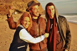 Actress Vanessa Martini, Actor Ryan Carnes, Model James Wilker
