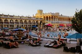 The Szechenyi Baths