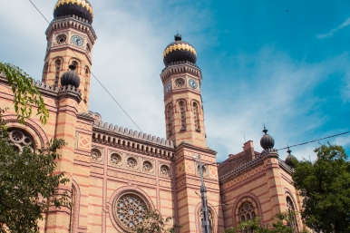 A Church in Budapest