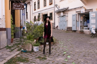 On my last day, I also ventured to the small, yet charming village of Szentendre on the outskirts of Budapest