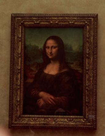 Musee de Louvre / Mona Lisa