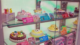 dessert shop in Shinjuku