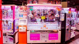 Arcades in Shinjuku