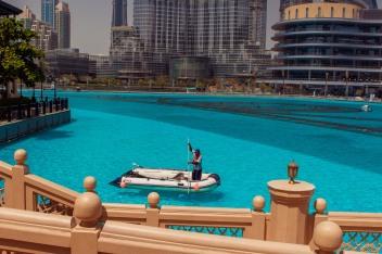 Canals at Dubai Mall