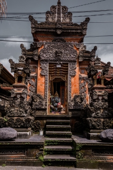 Traditional Homes in Bali